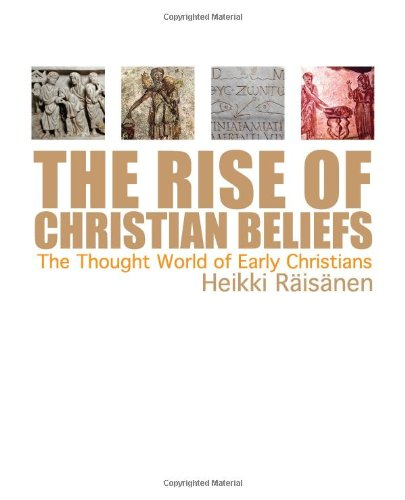 review of the rise of christianity Book review book review: the rise of christianity by rodney stark a sociologist's view on how christianity became the dominant religious force in the west.